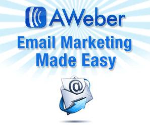 Aweber Email Marketing Autoresponder Listbuilding