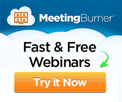 MeetingBurner.com Free Webinars & Online Meetings